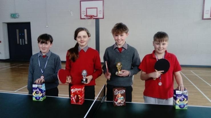 Table Tennis Winners